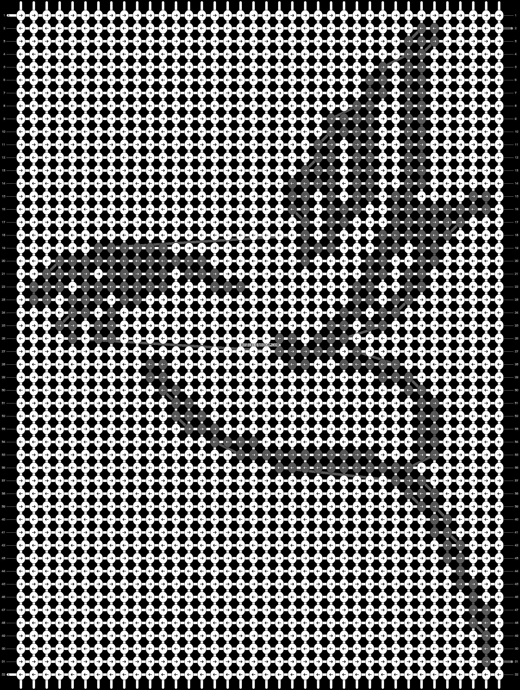 Alpha pattern #75746 pattern