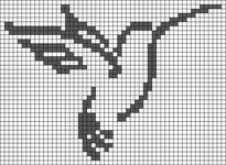Alpha pattern #75746