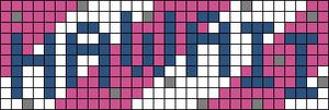 Alpha pattern #75748