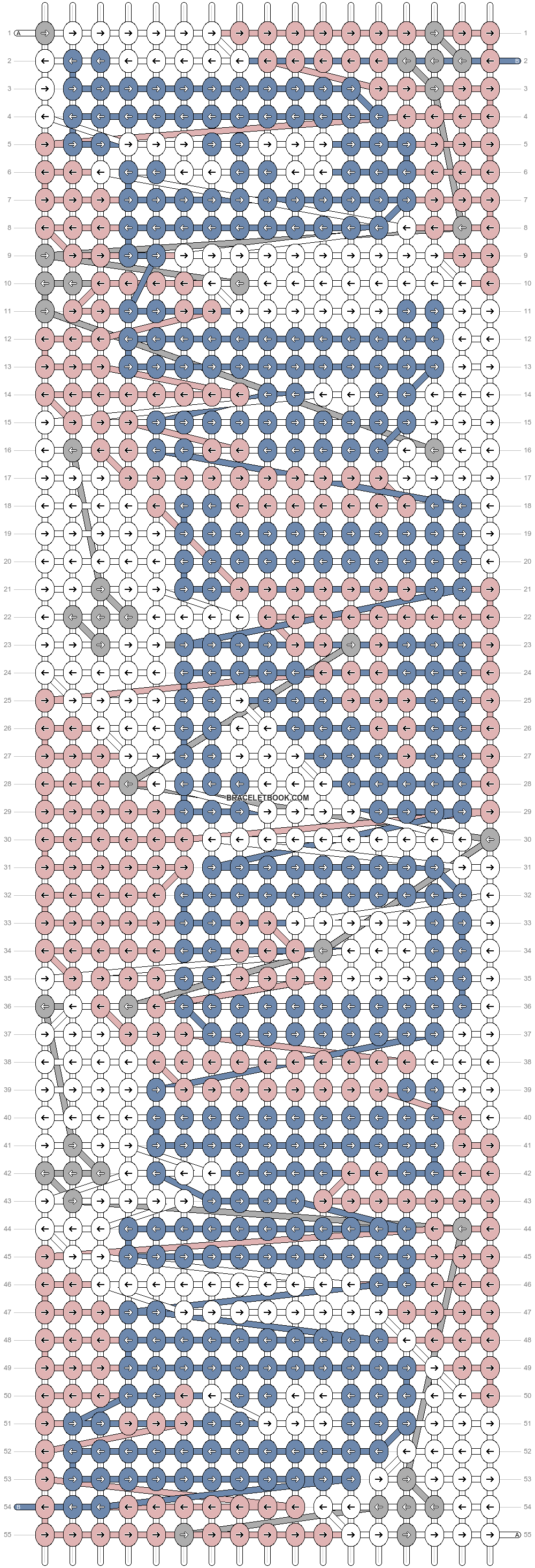 Alpha pattern #75779 pattern