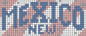 Alpha pattern #75780