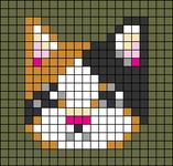 Alpha pattern #75781