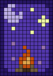 Alpha pattern #75784