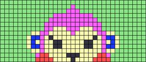 Alpha pattern #75788