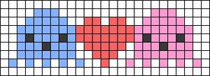 Alpha pattern #75811