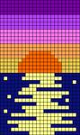 Alpha pattern #75816