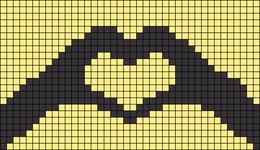 Alpha pattern #75832