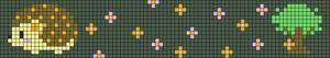 Alpha pattern #75849