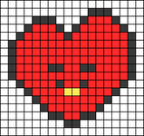 Alpha pattern #75851