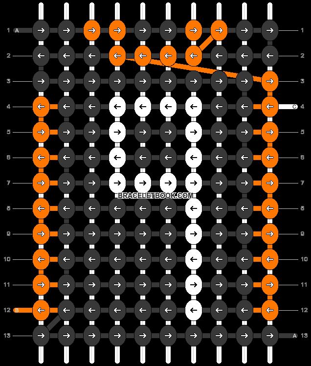 Alpha pattern #75856 pattern