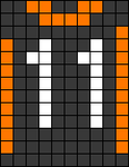 Alpha pattern #75857