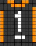 Alpha pattern #75858