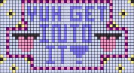 Alpha pattern #75861