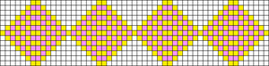Alpha pattern #75887