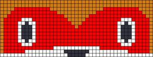 Alpha pattern #75894