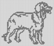 Alpha pattern #75896