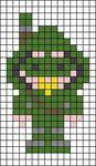 Alpha pattern #75898