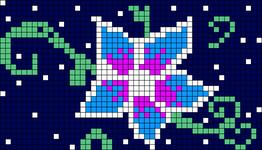 Alpha pattern #75900