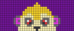 Alpha pattern #75908
