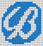 Alpha pattern #75915