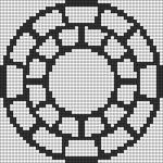 Alpha pattern #75916