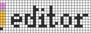Alpha pattern #75919