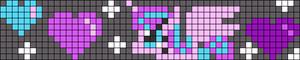 Alpha pattern #75928