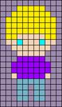 Alpha pattern #75936