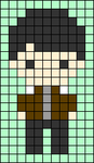 Alpha pattern #75938