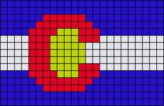 Alpha pattern #75939