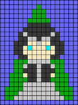 Alpha pattern #75940
