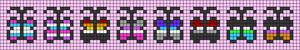 Alpha pattern #75941
