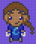 Alpha pattern #75972