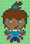 Alpha pattern #75981