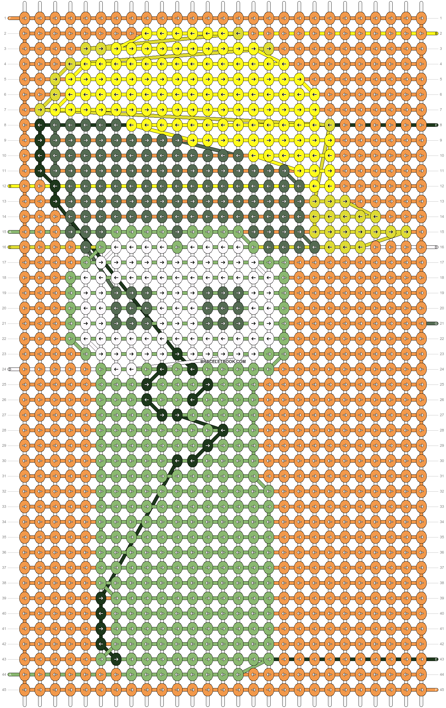 Alpha pattern #75984 pattern