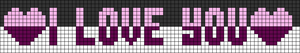 Alpha pattern #75989