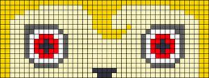 Alpha pattern #75996