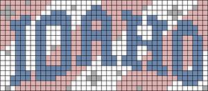 Alpha pattern #76038