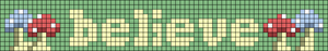 Alpha pattern #76042