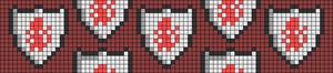 Alpha pattern #76076
