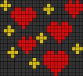 Alpha pattern #76078