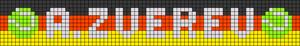 Alpha pattern #76120