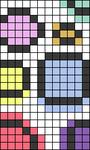 Alpha pattern #76141