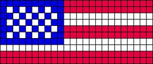 Alpha pattern #76144