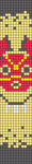 Alpha pattern #76145