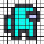 Alpha pattern #76158