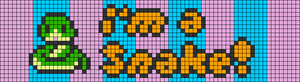 Alpha pattern #76231