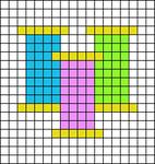 Alpha pattern #76251