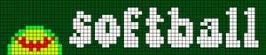 Alpha pattern #76263