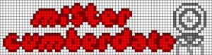 Alpha pattern #76268